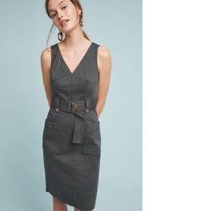 NEW Anthropologie Oona Utility Dress
